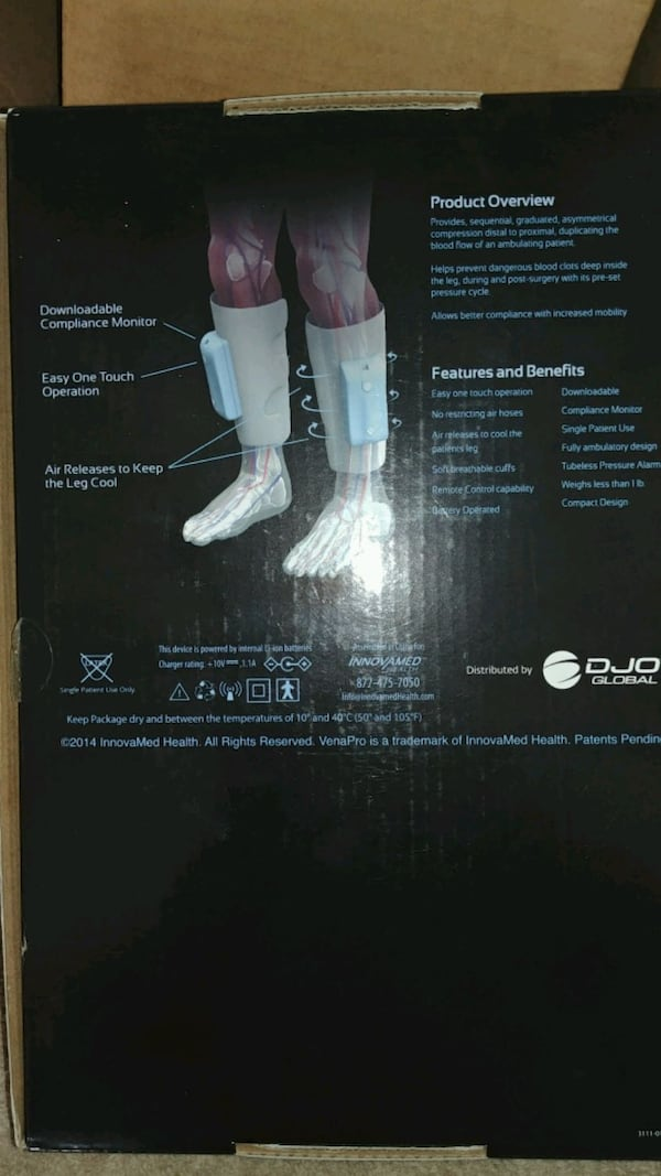 Used Venapro Compression For Sale In Wallace Letgo