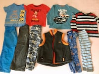 Boy clothes lot-size 3/4T Reston, 20191