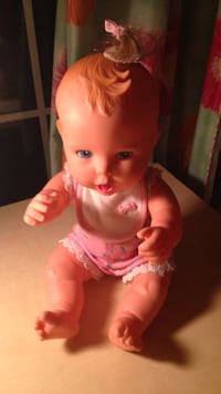 Female baby doll with summer jumpsuit Germantown, 20874