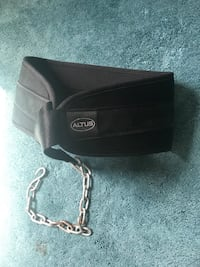 Weighted DIP BELT. USED COUPLE TIMES