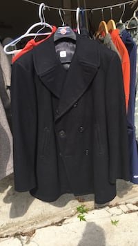 Men's Peacoat- US Navy authentic Alexandria, 22309