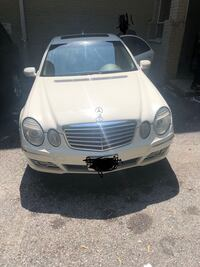2009 Mercedes-Benz E-Class Washington