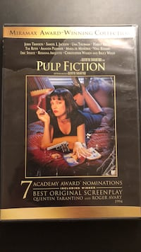 Used Pulp Fiction DVD West Chester, 19382
