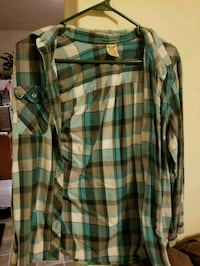Womens medium flannel  Beaver Dam, 53916