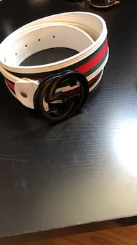 Gucci belt still almost mint condition St Catharines, L2N 3H9