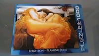 Leighton - Flaming June Puzzle