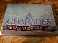 Disney Charades Board Game