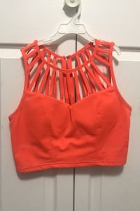 Orange crop top Surrey, V3S 0Z1