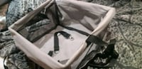 Dog car seat with straps  Oakville, L6H 4S2