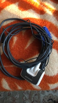 black and white electronic device with cable Daly City, 94015