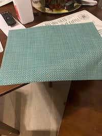 3 placemats
