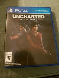 Uncharted - The Lost Legacy PS4 536 km
