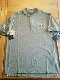 NIKE L.A. RAMS SALUTE TO SERVICE BLADE POLO... Bakersfield, 93308