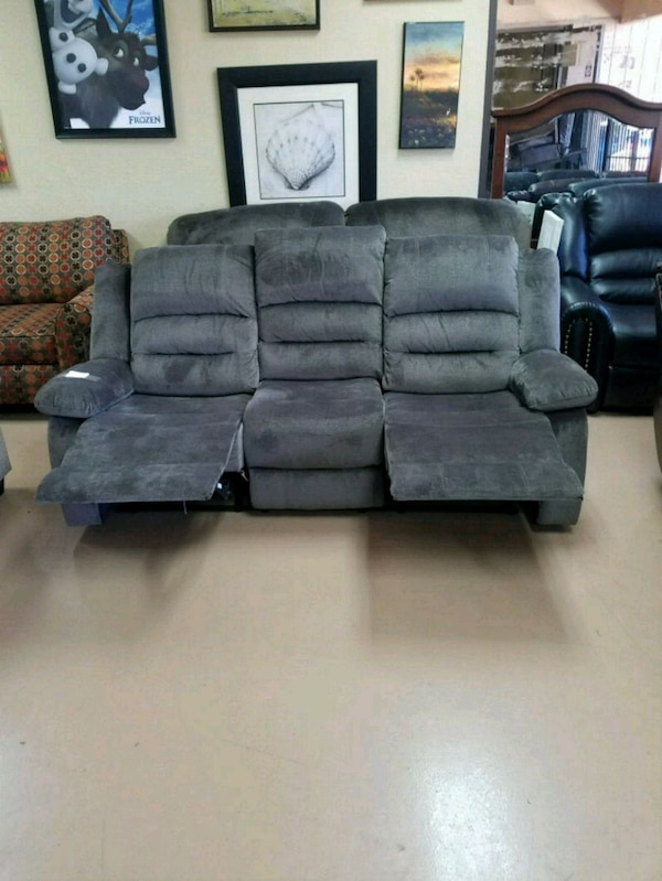 Used Brand New Sofa With Recliners Furniture Store For Sale In