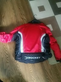 Bike jacket... (Joe Rocket ) size large..  Toronto, M9P 2L6
