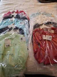 Boys size 3 New Ralph Lauren Polo shirts  Jacksonville, 32218