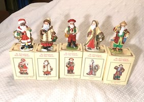 1999 International Santa Claus collection. Edmond.