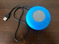 GUC Waterproof Bluetooth speaker with suction cup (blue) Richmond