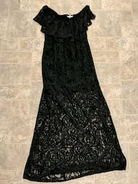 Black Soma Maxi dress Bryn Mawr, 19010