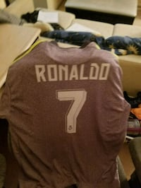 Ronaldo Real Madrid Jersey Fairfax, 22030