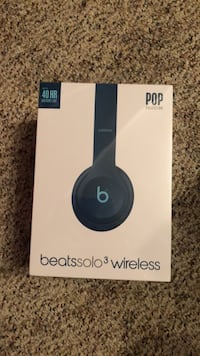 Beats Solo3 Wireless Blue Mississauga, L5N 6Z4