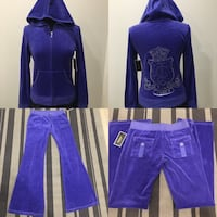 Brand new juicy couture tracksuit size S Oakville, T1Y