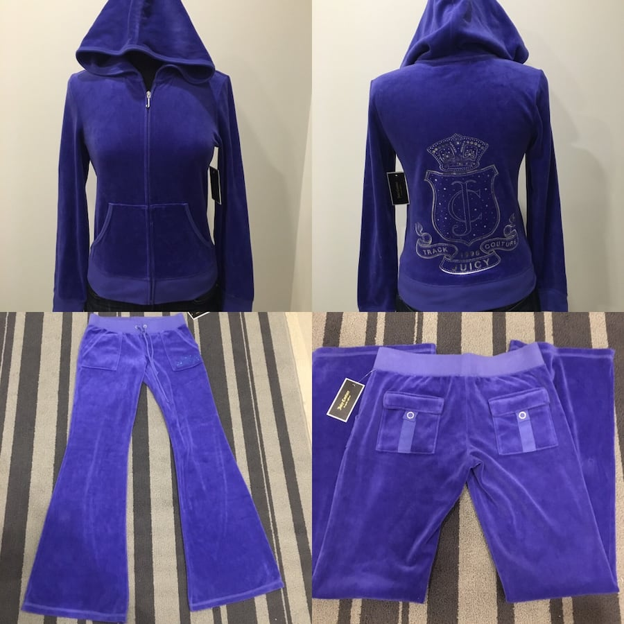 Brand new juicy couture tracksuit size S