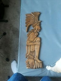 Aztec wood art Woodbridge, 22192
