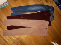 two blue and black jeans Ottawa, K2C 1T1