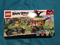 LEGO The Angry Birds Movie 75823