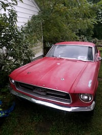 1967 Ford Mustang Vienna, 22182
