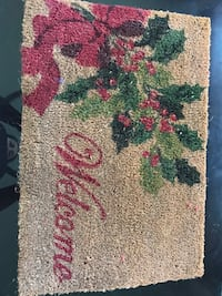 Holiday Welcome mat Las Vegas, 89135