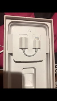 white Apple EarPods with case South Gate, 90280