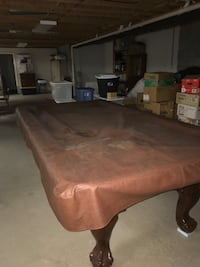 Pool table! Amazing condition. Comes with 2 pool sticks, balls, cover, and a few other items Hermitage, 16148