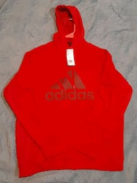 NWT men's Adidas hoodie Minneapolis, 55412
