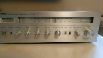 YAMAHA CR-220 AM/FM Stereo Receiver Vintage