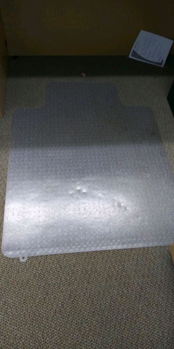 Used Office Floor Mat- *SALE * Don't Miss Out for sale in