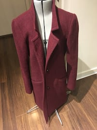 Theory wool jacket - small Vancouver, V5R