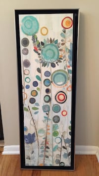 white, green, and blue abstract painting Toms River, 08753