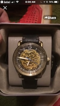 Fossil Gear watch 1787 mi