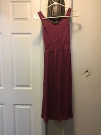 Burgundy summer dress Fort Erie, L0S