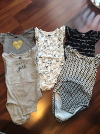 Carter's  6 month onesies  Hazelwood, 63042