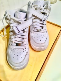 Air Force Ones (White) Hightops Mississauga, L5K 2B2