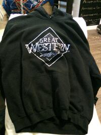 GREAT WESTERN SWEATER  Regina, S4N 1L4