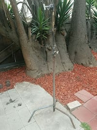 Clamp stand, or c stand