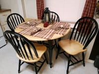 Table and 4 chairs  Hagerstown, 21740