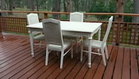 Dining room table and 4 chairs Parker, 80134