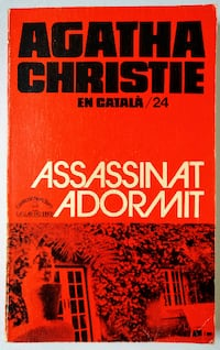 Libro: Assassinat adormit Barcelona