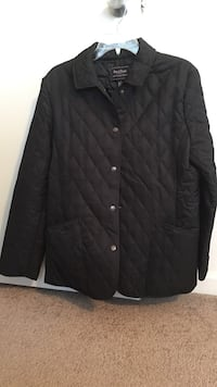 Steve and barry quilted jacket (large)