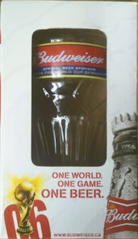 Budweiser FIFA Glass -2006 London